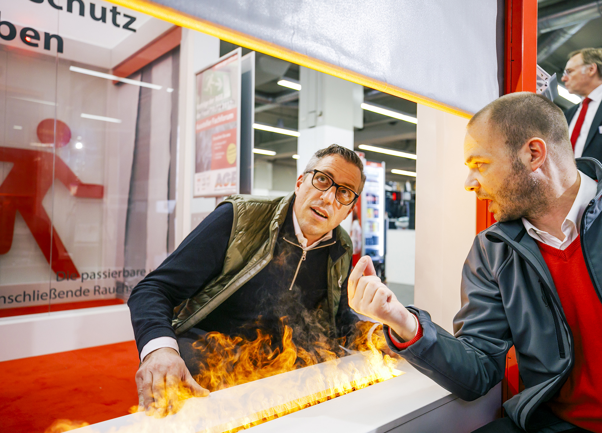 FeuerTRUTZ 2017 Review - Conversations